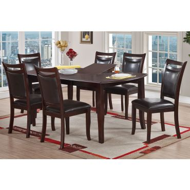 Ervin Contemporary Dining Table Set