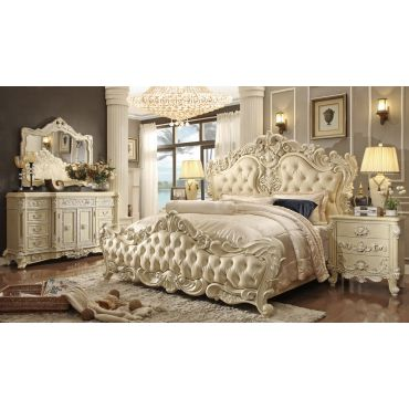 Eskada Victorian Style Bed Collection