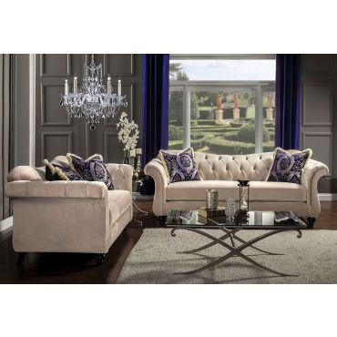 Esther Classic Living Room Furniture