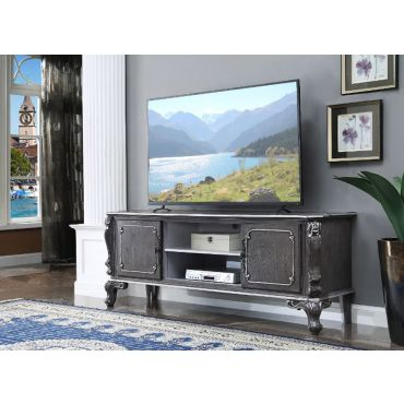 Ezra Traditional Style TV Stand