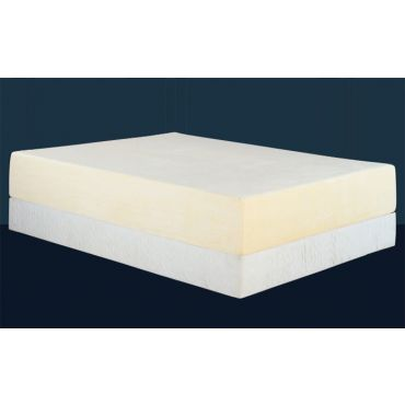 Visco Memory Foam Mattress 10''