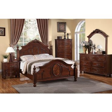 Walter Traditional Style Bedroom Collection