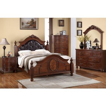 Charles Traditional Style Bedroom Collection