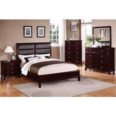 Grace Contemporary Bedroom Collection