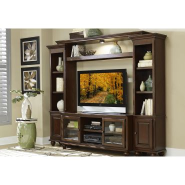 Fayson Entertainment Center Wall Unit