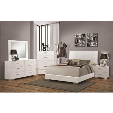 Felicity Contemporary Bed Collection
