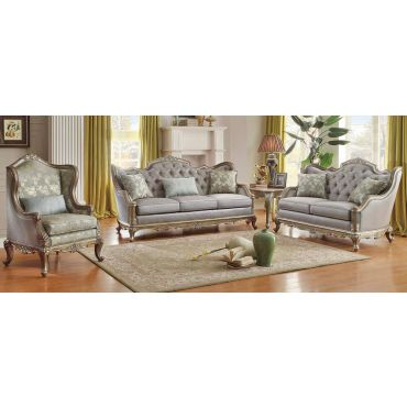 Fiona Classic Living Room Sofa