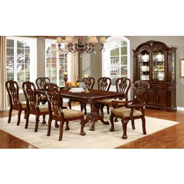 Florentina Traditional Formal Dining Table Set