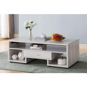 Folks Industrial Style Coffee Table Set