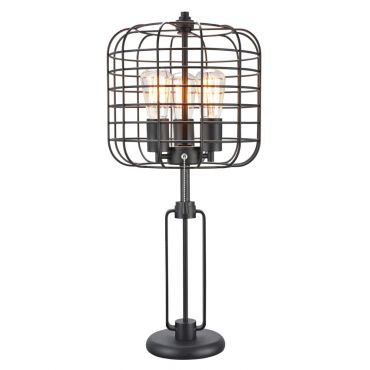 Franklin Industrial Style Table Lamp