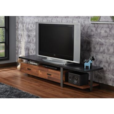 Freesia Modern Low Profile TV Stand