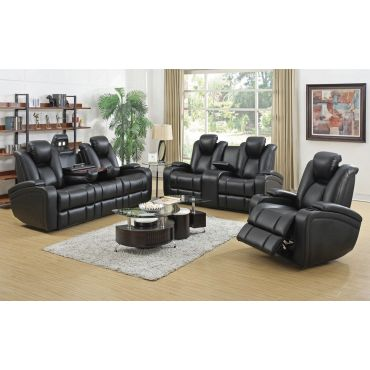Grady Power Recliner Sofa