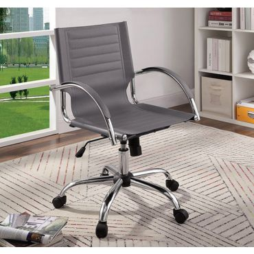 Braman Modern Office Chair Black