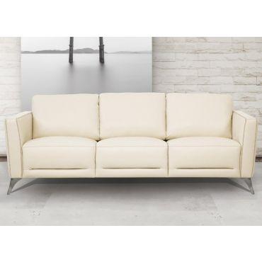 Garland Italian Leather Sofa