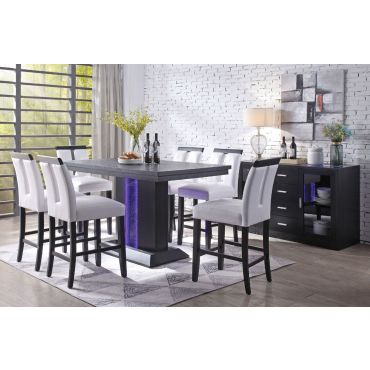 Geline Counter Height Table Set