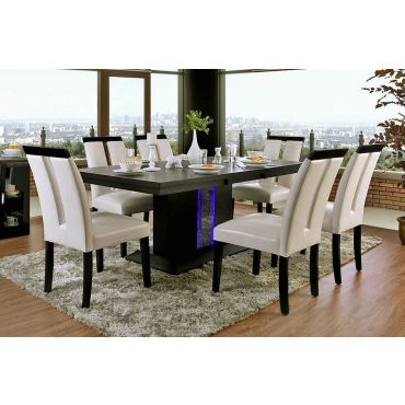 Geline Modern Dining Table Set