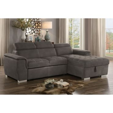 Gemma Modern Sectional Sofa