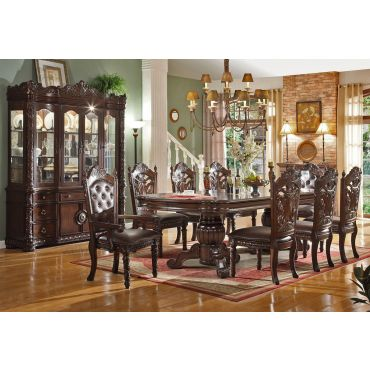 Geronimo Formal Dining Room Table Set