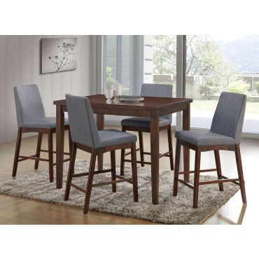 Giena Casual Counter Height Table Set