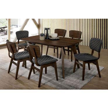 Gildyn Mid-Century Modern Dining Table Set