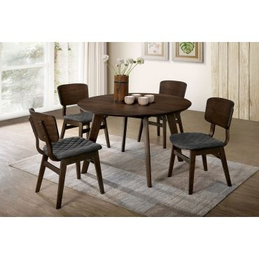 Gildyn 5-Piece Round Dining Table Set