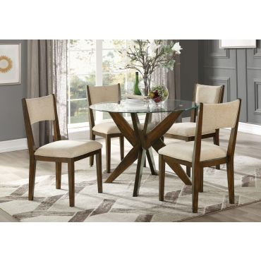 Grafton Round Dining Table Set