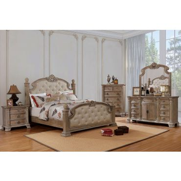 Grando Traditional Style Bedroom Collection