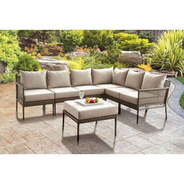 Havana Outdoor Modular Sectional