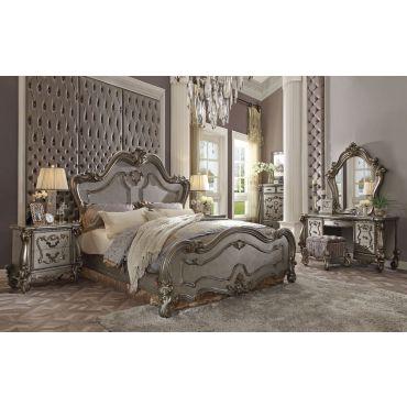 Havilah Platinum Bedroom Furniture