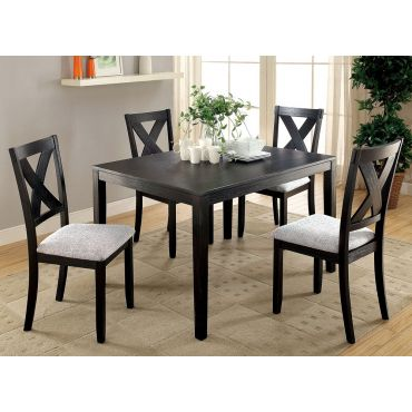 Hesh 5-Piece Dining Table Set