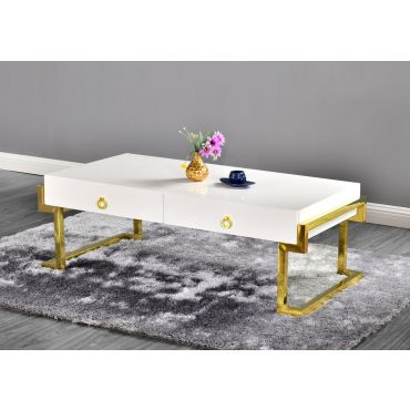 Highlawn Coffee Table With Drawers