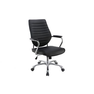 Hilda Modern Office Chair Black