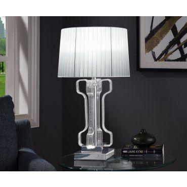 Hinsdale Acrylic Table Lamp