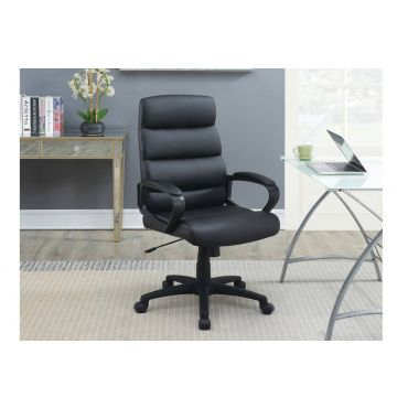 Howie Modern Leather Office Chair
