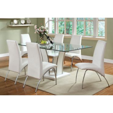 Hulo Modern Formal Dining Table Set