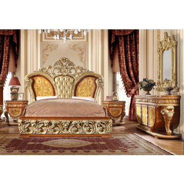 Imperial Victorian Style Bed Collection
