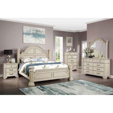Irving Traditional Style Bedroom Furniture