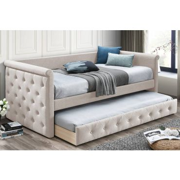 Jalen Day Bed With Trundle Set