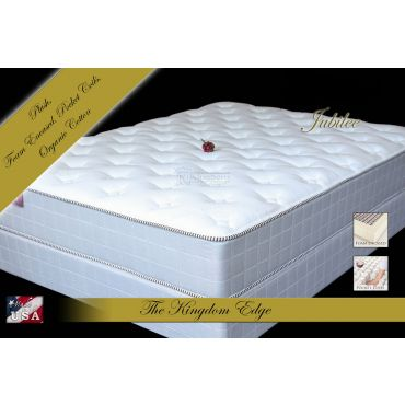 Jubilee Pocket Coil Tight Top Plush Mattress