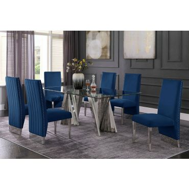 Kappa Modern Dining Table Set