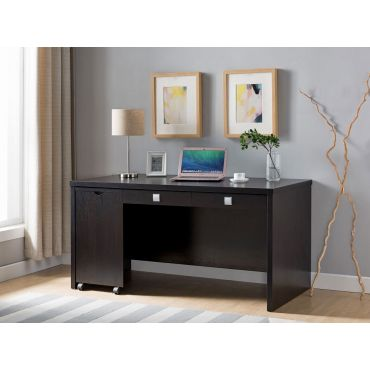 Karyn Desk With Folding Corner Unit