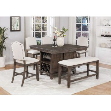 Keegan Counter Height Table Set