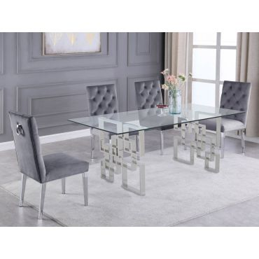 Kenza Modern Dining Table
