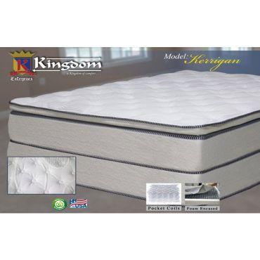 Kerrigan Pillow Top Mattress Pocket Coil