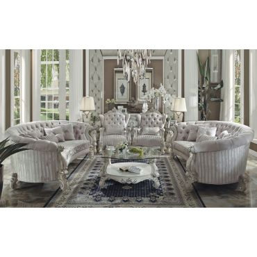 Kodie Classic Style Fabric Sofa Collection