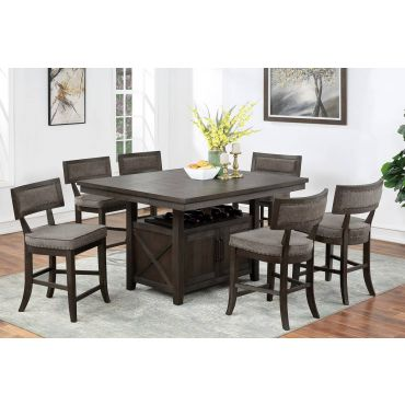 Landrum Counter Height Table Set
