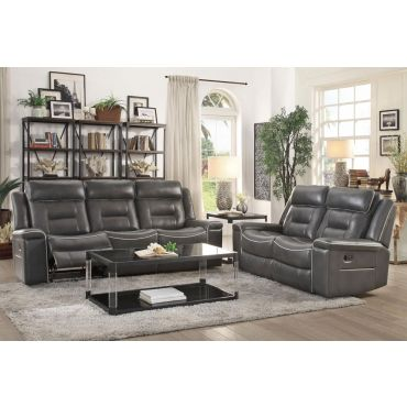 Larkin Contemporary Recliner Sofa