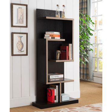Leah Moden Style Bookcase