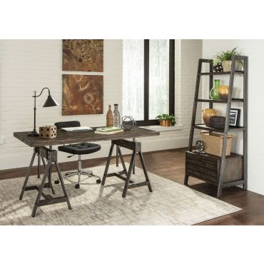 Levi Industrial Style Office Desk