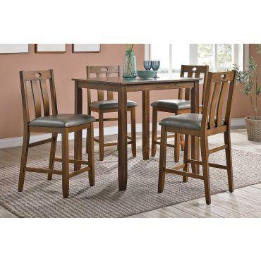 Lexington 5-Piece Counter Height Table Set